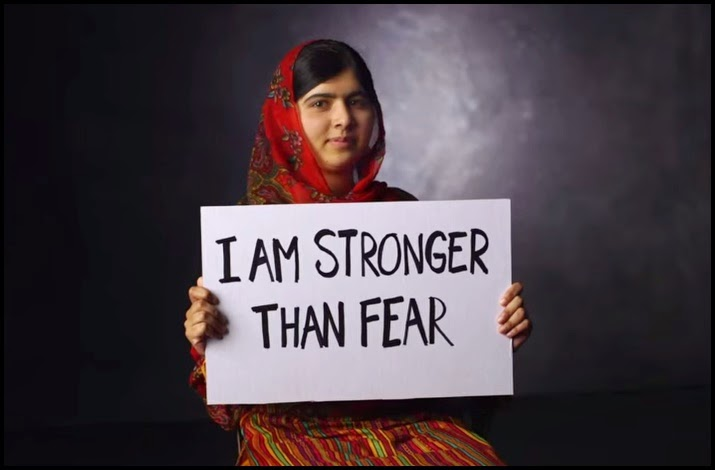 "I Am Malala Quotes Prepossessing Entertainment ""I Am Malala"" An Inspiring Book For Teens  The"